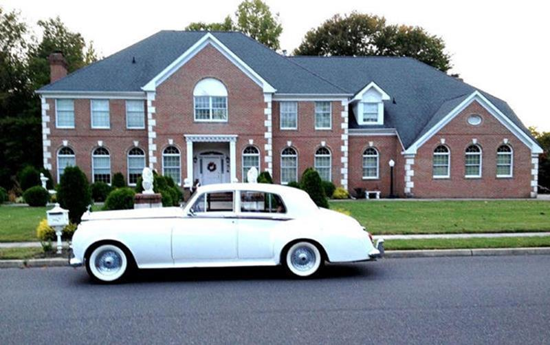 1961 Rolls-Royce SILVER CLOUD II LIMOUSINE 10