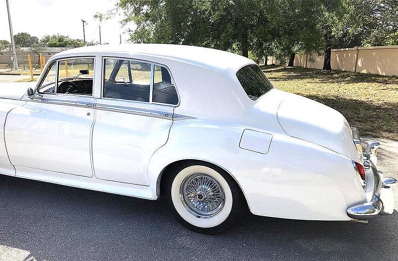 1961 Rolls-Royce SILVER CLOUD II LIMOUSINE 7