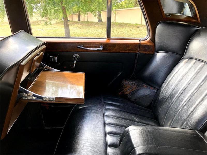 1961 Rolls-Royce SILVER CLOUD II LIMOUSINE 23