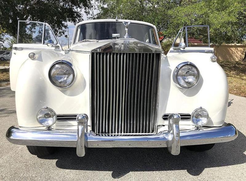 1961 Rolls-Royce SILVER CLOUD II LIMOUSINE 2