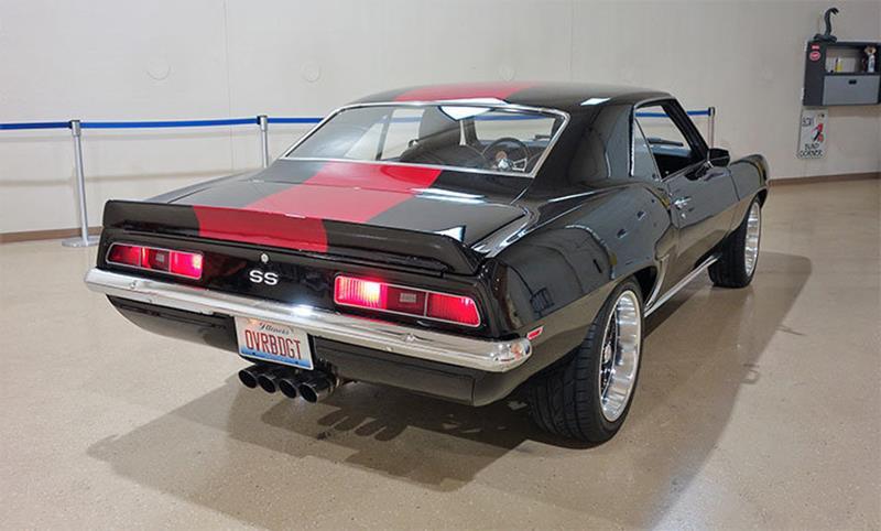 1969 Chevrolet Camaro 15