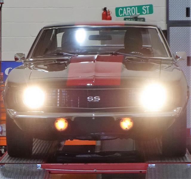 1969 Chevrolet Camaro 62