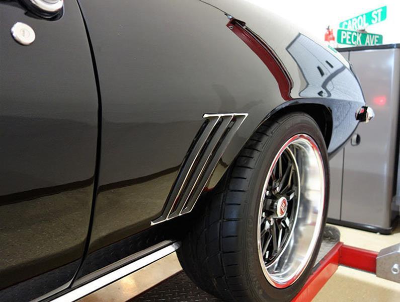 1969 Chevrolet Camaro 31