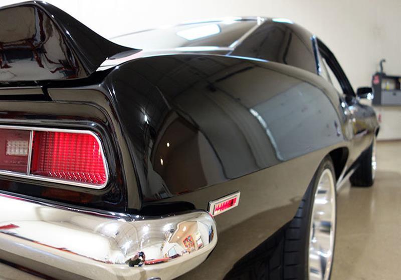 1969 Chevrolet Camaro 10