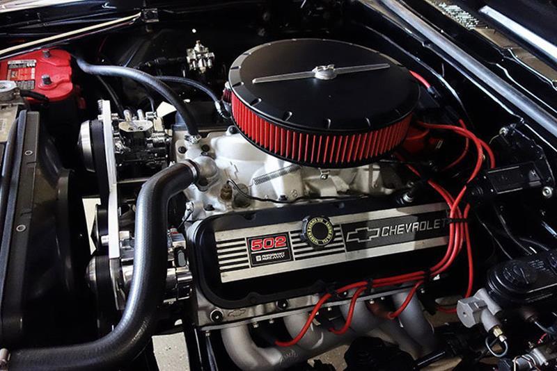 1969 Chevrolet Camaro 55