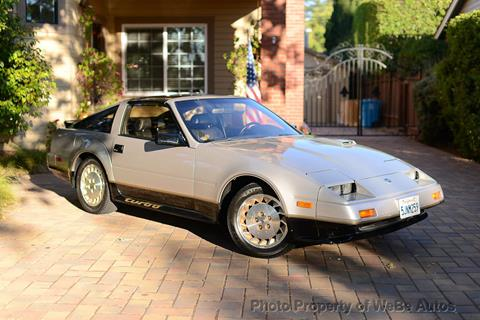 Wheels And Deals Santa Clara >> Used 1984 Nissan 300ZX For Sale - Carsforsale.com®