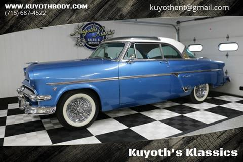 1954 Ford Crestline for sale in Calverton, NY