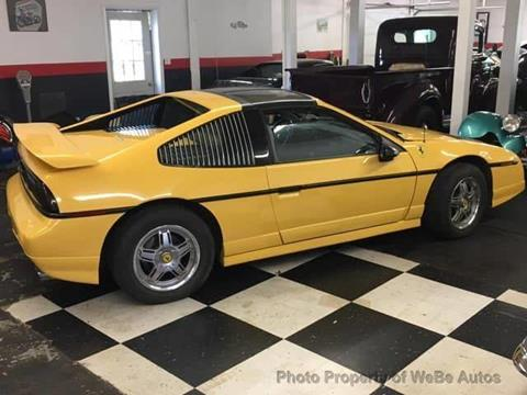 1988 Pontiac Fiero for sale in Calverton, NY