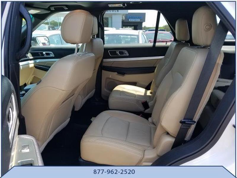 2016 Ford Explorer 8