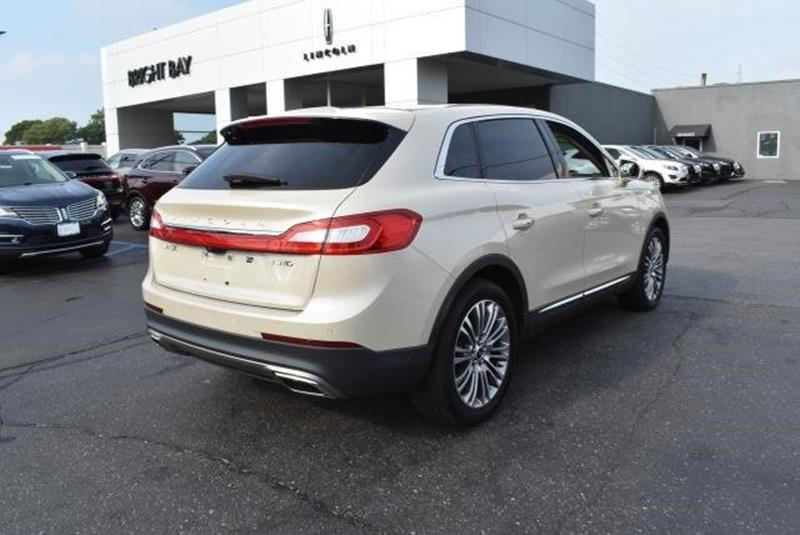 2018 Lincoln MKX 5