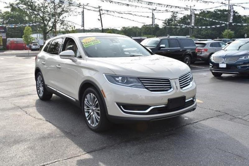 2018 Lincoln MKX 1