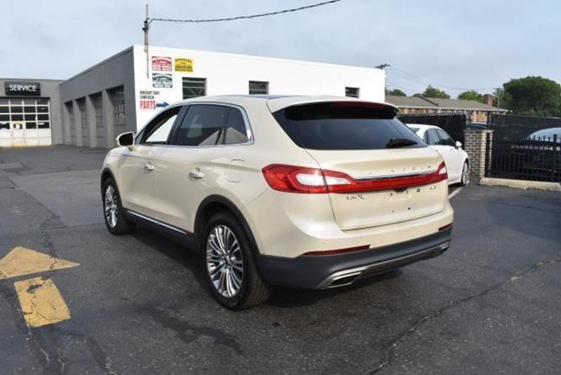 2018 Lincoln MKX 4