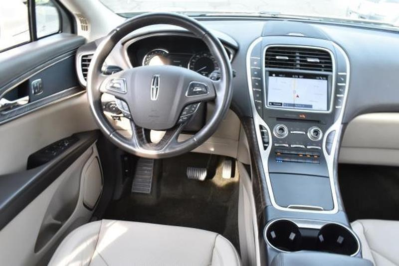 2018 Lincoln MKX 12