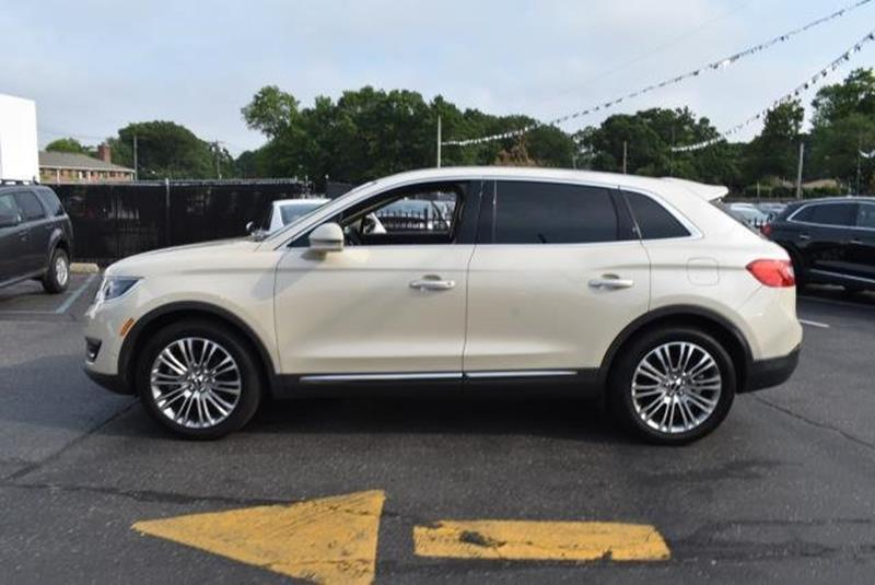 2018 Lincoln MKX 3