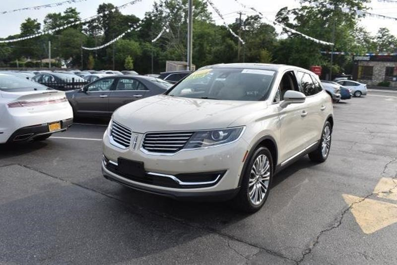 2018 Lincoln MKX 2