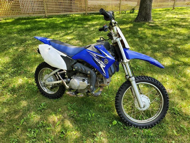 2009 Yamaha TT-R110E