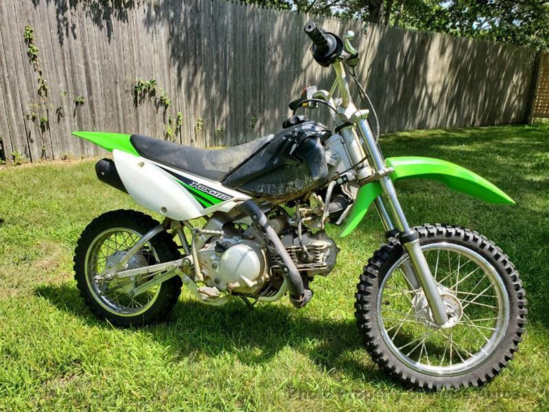 2009 Kawasaki KLX110