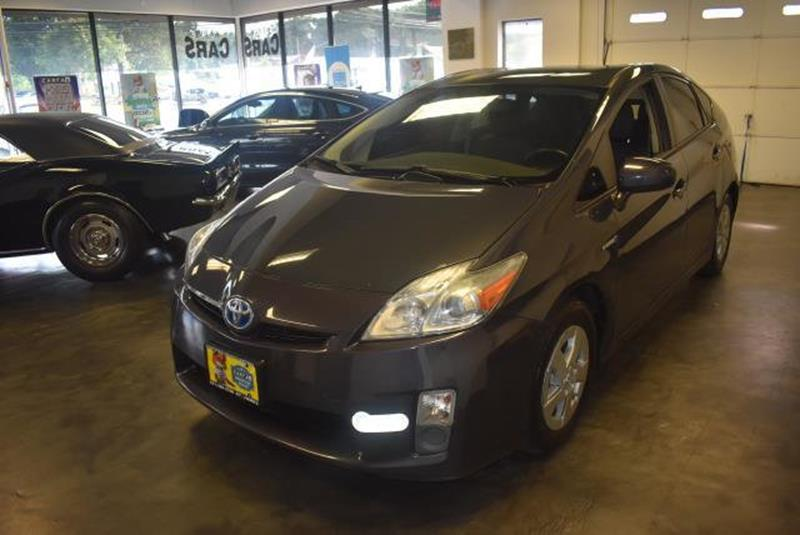 2010 Toyota Prius 1
