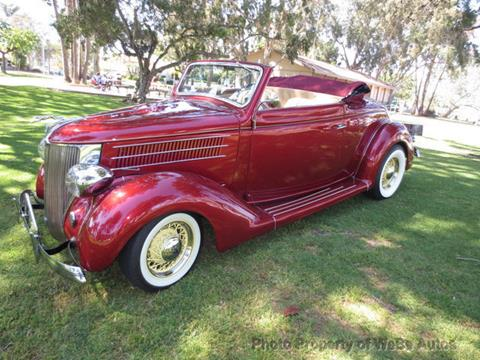 1936 Ford Cabriolet  for sale in Calverton, NY
