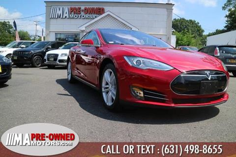 Tesla For Sale in Calverton, NY - WeBe Autos Ltd