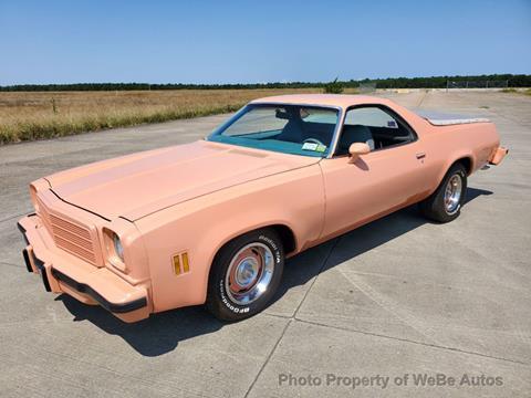 1974 Chevrolet El Camino for sale in Calverton, NY