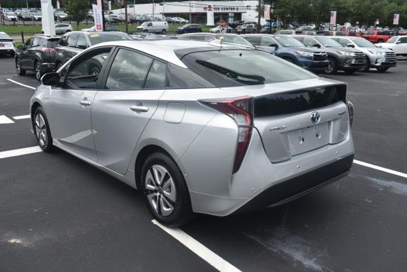 2018 Toyota Prius 5