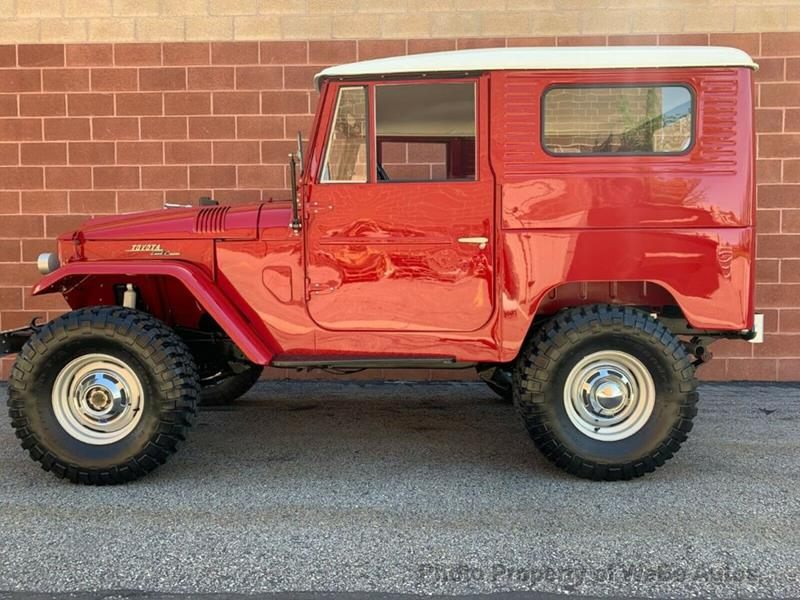 1963 Toyota Land Cruiser