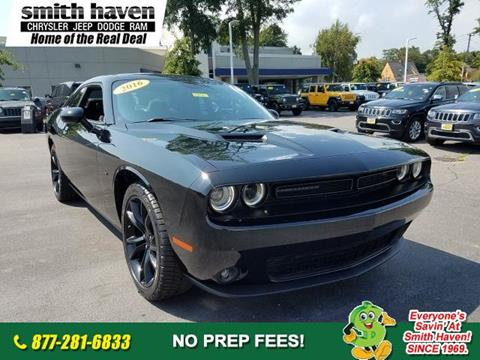 2016 Dodge Challenger for sale in Calverton, NY