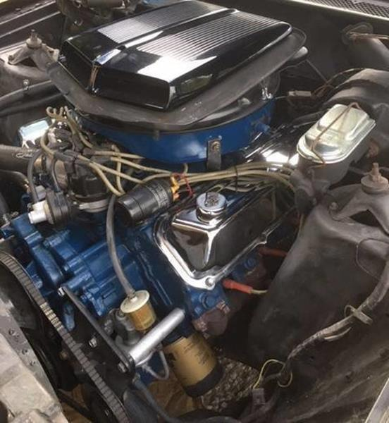1970 Ford Torino 16