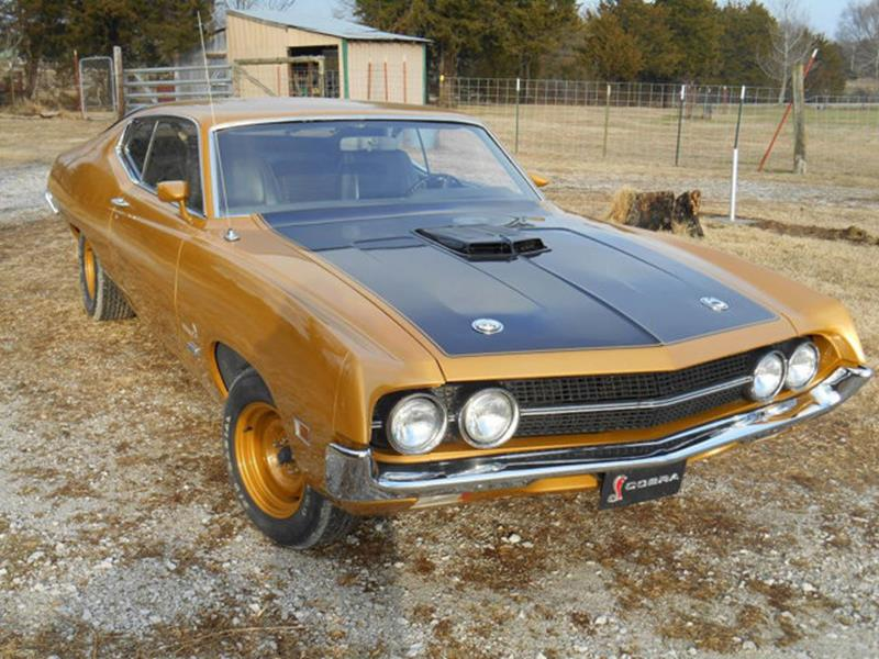 1970 Ford Torino 1