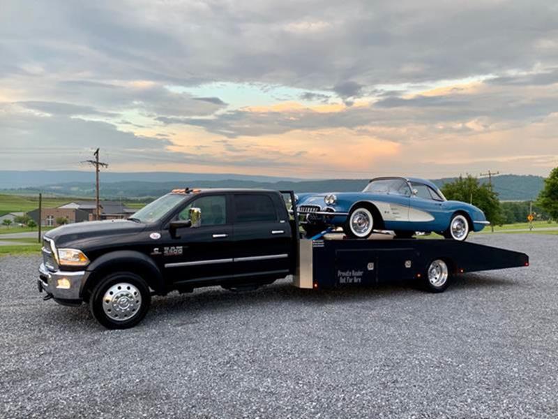 2018 RAM Ram Chassis 4500