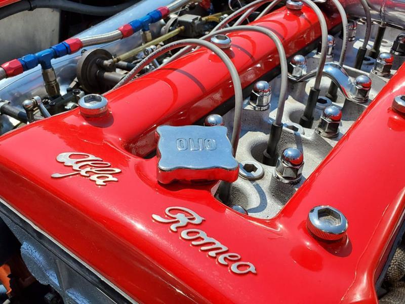 1966 Alfa Romeo Spider 72