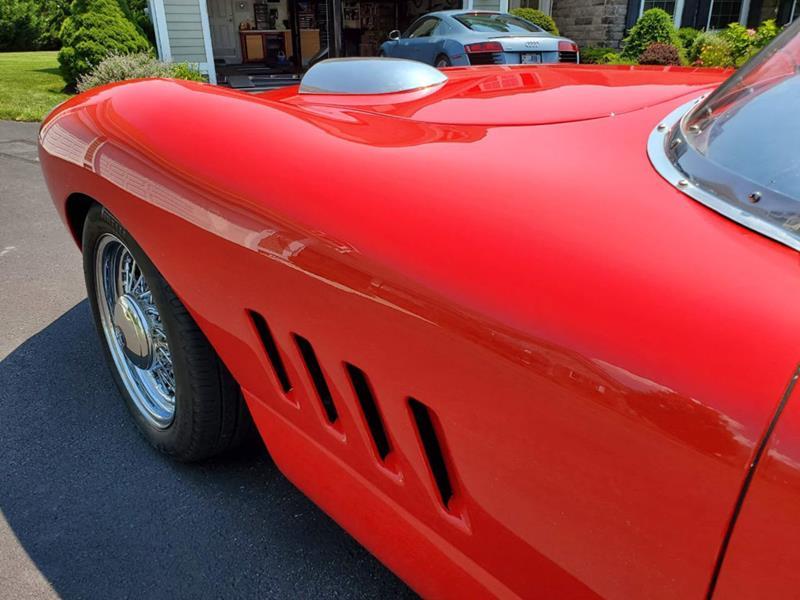 1966 Alfa Romeo Spider 27