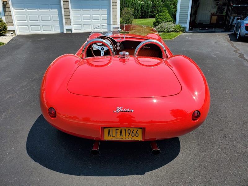 1966 Alfa Romeo Spider 6