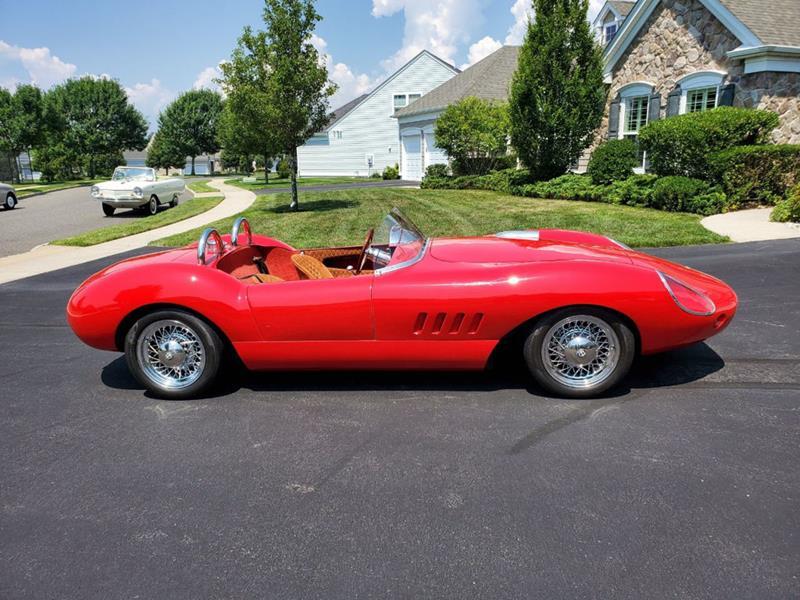 1966 Alfa Romeo Spider 16