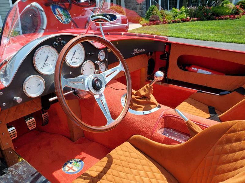 1966 Alfa Romeo Spider 42