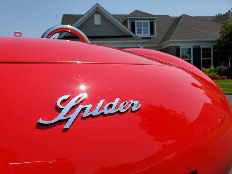1966 Alfa Romeo Spider 24