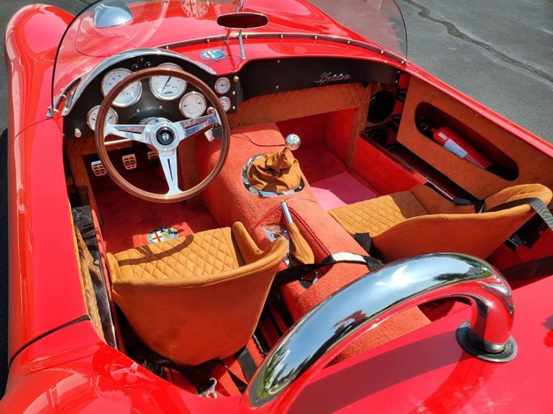1966 Alfa Romeo Spider 39