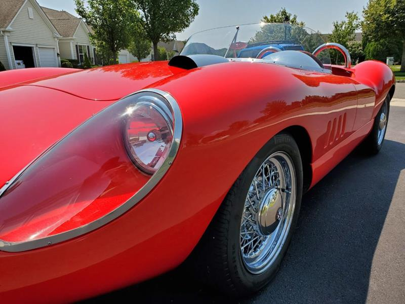 1966 Alfa Romeo Spider 29