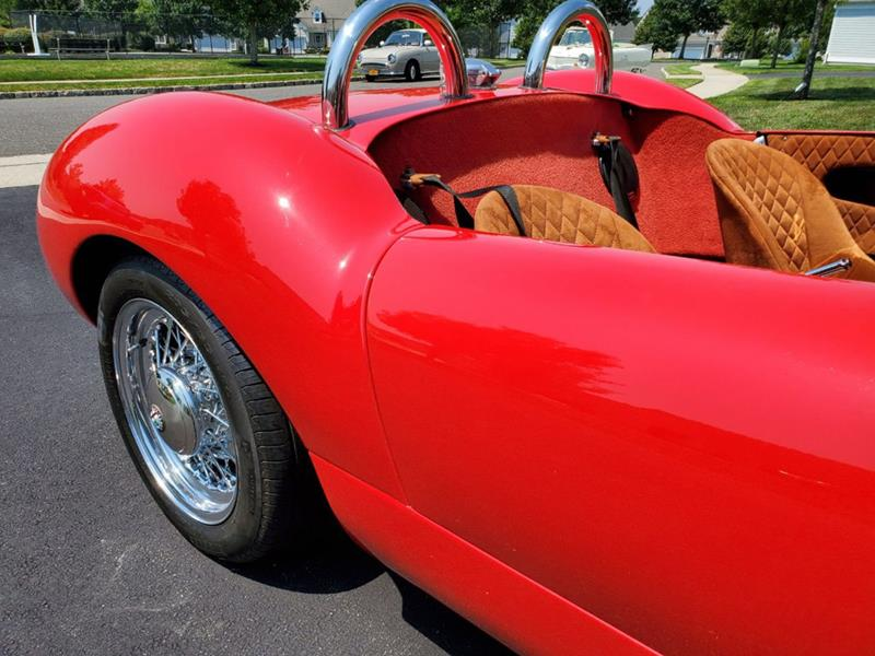 1966 Alfa Romeo Spider 21