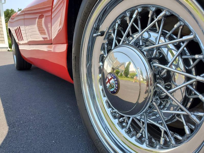 1966 Alfa Romeo Spider 40