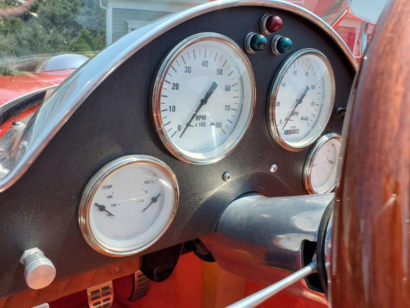 1966 Alfa Romeo Spider 48