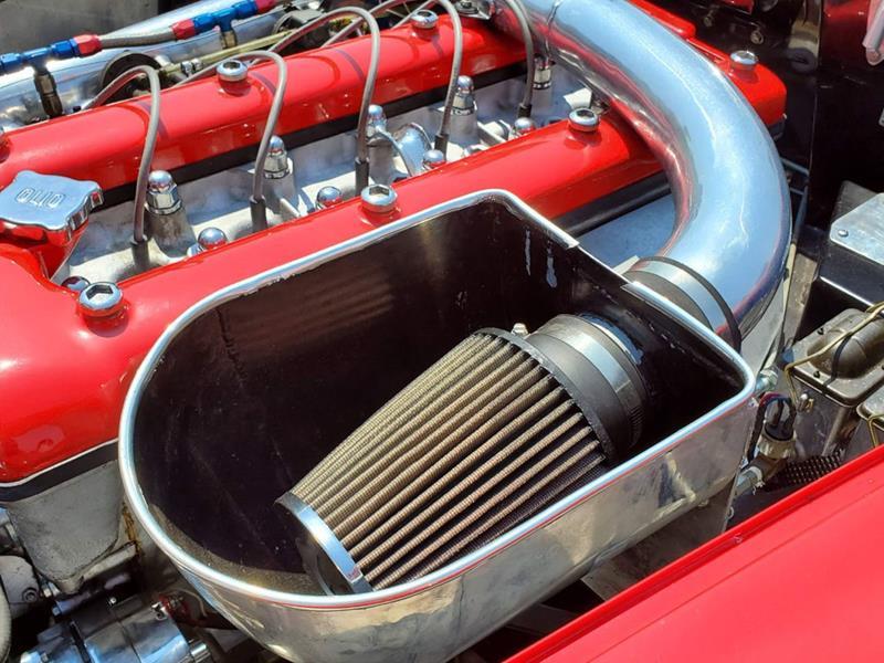 1966 Alfa Romeo Spider 73