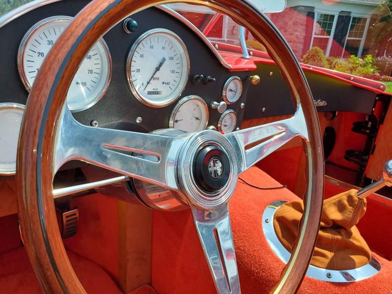 1966 Alfa Romeo Spider 47