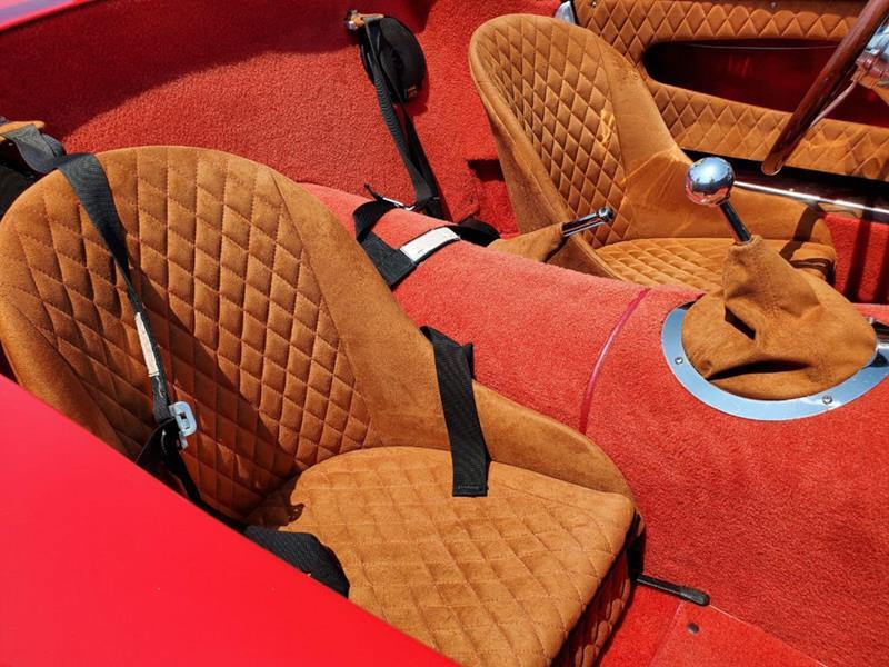 1966 Alfa Romeo Spider 36