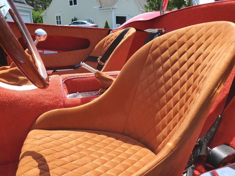 1966 Alfa Romeo Spider 44
