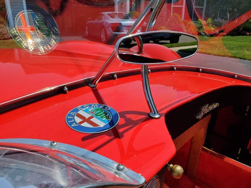 1966 Alfa Romeo Spider 52