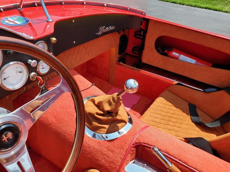 1966 Alfa Romeo Spider 51