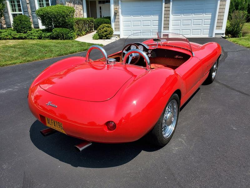 1966 Alfa Romeo Spider 5