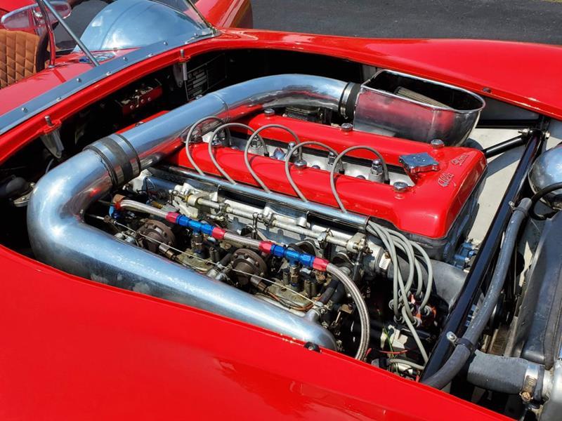 1966 Alfa Romeo Spider 67